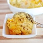 I am telling you this is the LAST recipe you will need for Mac and cheese! The egg makes all the difference. MacWow!