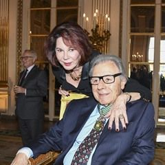 Composer Lalo Schifrin is awarded insignia of Commander of Arts and Letters in Paris (316604)