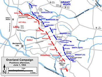 Battle of Cold Harbor - Wikipedia, the free encyclopedia