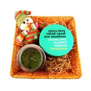 Fresh lady - cos cadou -http://livediva.ro/cadouri-online/Secret-Santa-cadouri-pentru-colegi