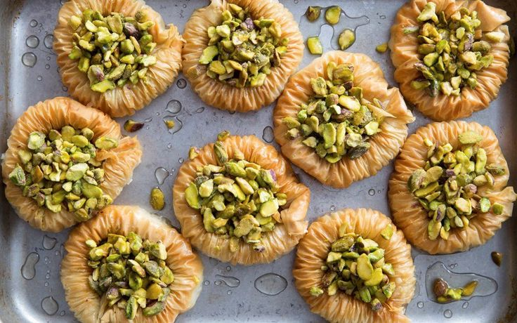 Ana Sortum Of Sofra Bakery: Two Fantastic Modern Middle Eastern Recipes