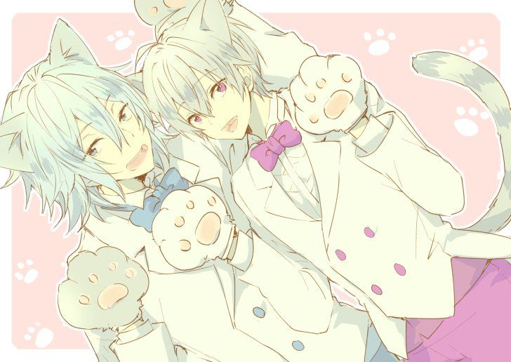 Idolish7 Tamaki and Sogo