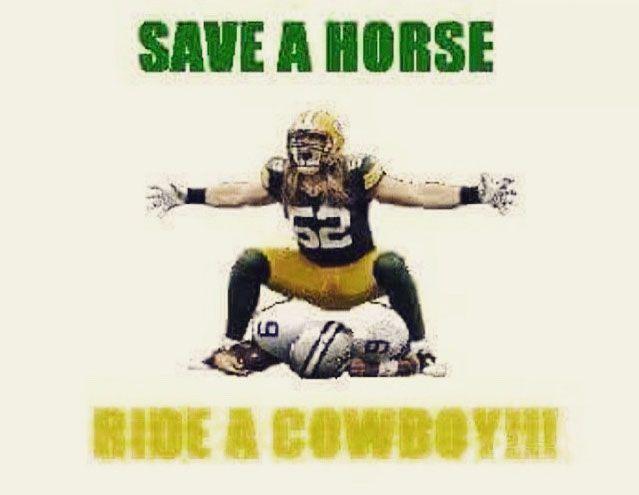 15 memes of the Packers trash-talking the Cowboys     Dallas Morning ...