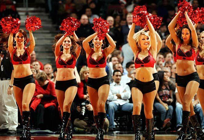 Chicago Bulls   Cheerleaders