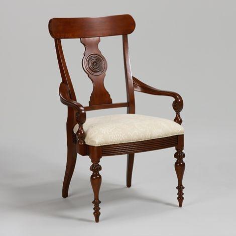 British Classics Dorsey Armchair From Ethan Allen 399