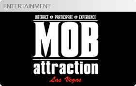 Mob Attraction at the Tropicana - Las Vegas Entertainment