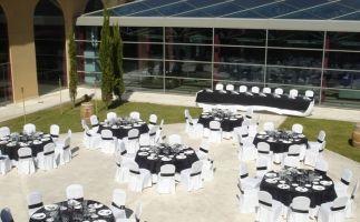 Restaurante la Espadaña de San Bernardo, lugar ideal para todo tipo de celebraciones. www.restauranteespadana.es