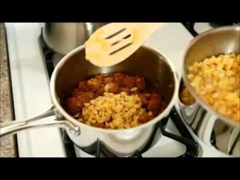 stew split yellow peas beef(stufato piselli gialli e carne macinata)