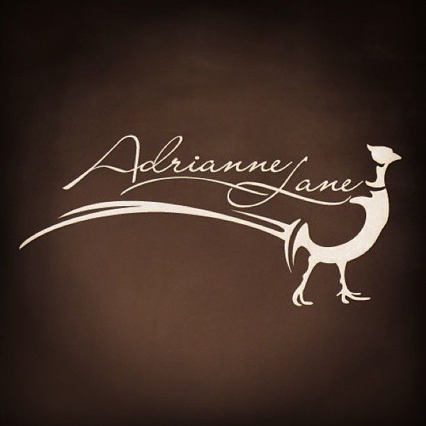 Today's #logo goes out to Adrianne Lane, maker of fine #handbags.  Check them out at www.facebook.com/adriannelaneco #purse #logooftheday.