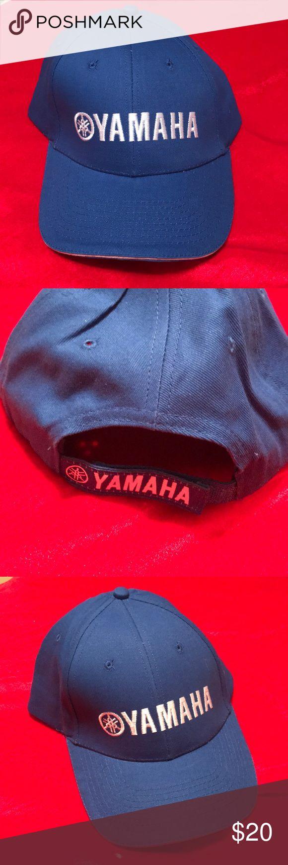 Yamaha hat Blue Yamaha hat brand new yamaha Accessories Hats