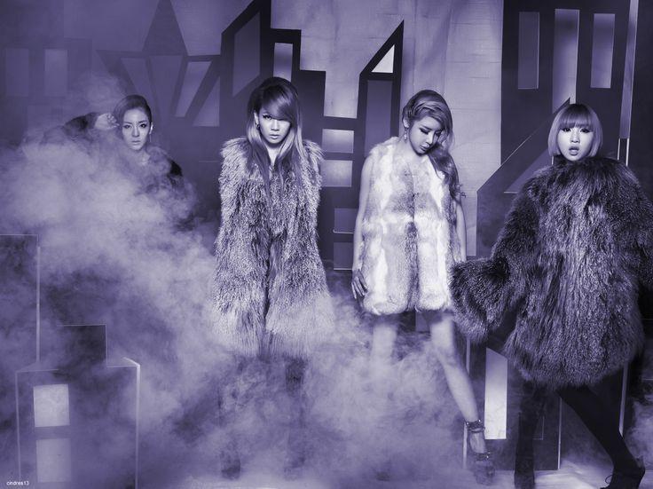 2NE1 IN THE CITY | LAURIE LYNN STARK
