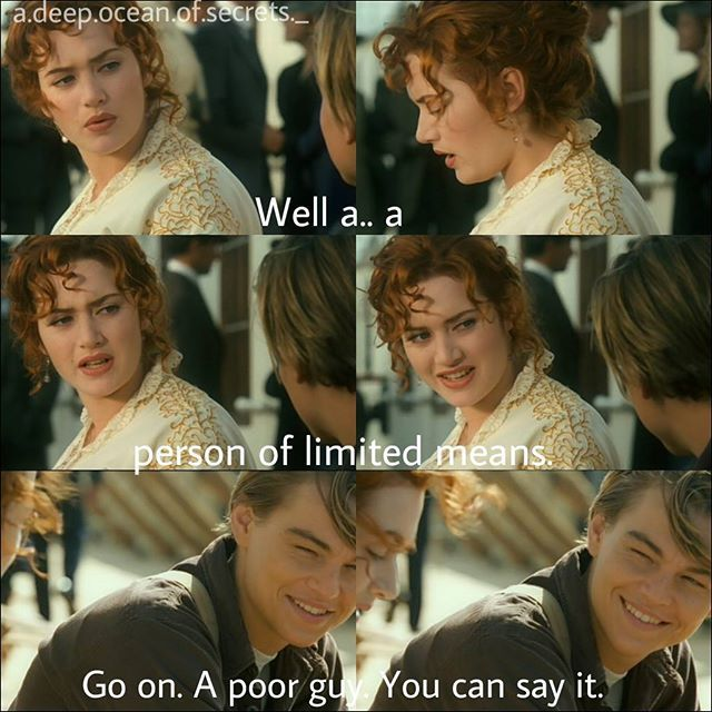 Titanic- too funny