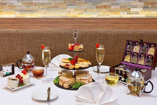 Afternoon Tea with Prosecco for 2, Westfield Stratford City