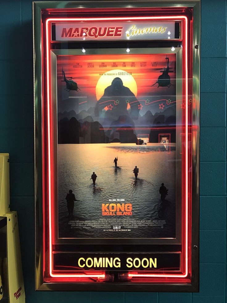 This Kong: Skull Island Poster At My Local Cinema Struck Me As Kind Of Odd; How Is the Army Walking on Water to a Kong Taller Than the Mountains? http://ift.tt/2iVPQT0 #timBeta