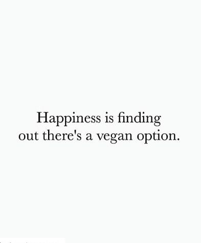 Yep! lol! And it's getting easier and easier to find these days too! #MyVeganJournal