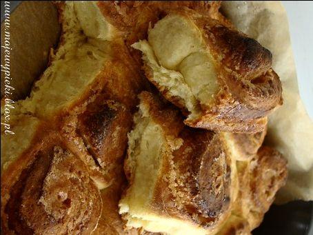 Moje Wypieki | Norweskie bułeczki cynamonowe (norwegian cinnamon buns)