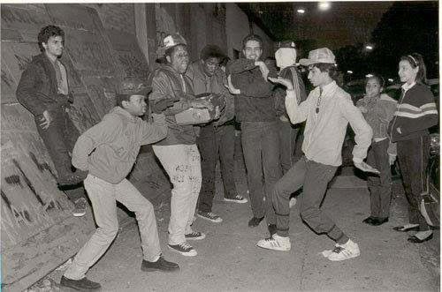 James Brown Jam 1980s