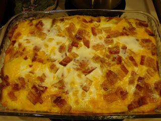 Tasty Tuesday: Baked Egg Casserole
