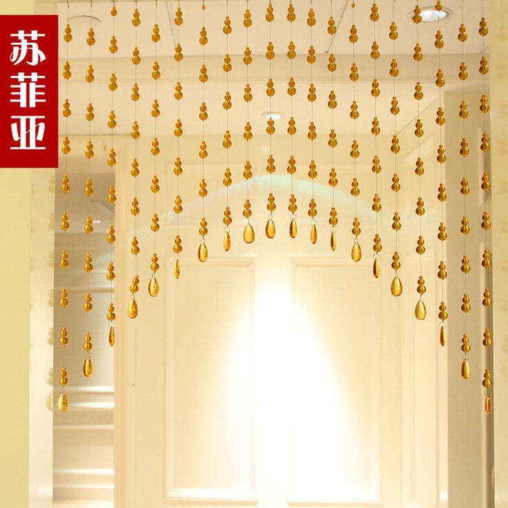 Cortinas De Baño Feng Shui:de 1000 ideas sobre Cortinas De Cuentas en Pinterest