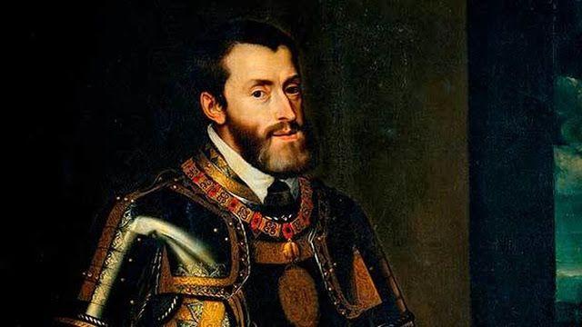 Jaén Sus Calles Sus Personajes Carlos V 1500 1558 Imperio Germanico Historia De España Francisco I De Francia