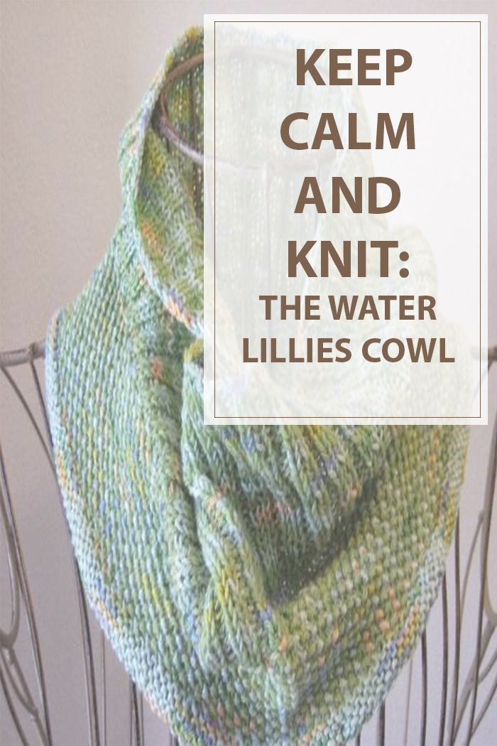 If your outfit is missing a certain something to make you more elegant and interesting try to knit this awesome free knitting pattern for yourself or gift it to someone you love. This particular scarf name Water Lilies Cowl Knitting Pattern because is beautiful and featuring elegant drape and great mixing colorways. | www.housewiveshobbies.com |