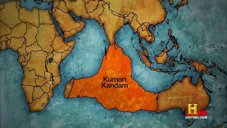 Kumari Kandam- The Lost Continent Mystery of India
