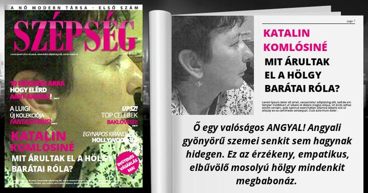 Végeredmény Egy világhírű magazin címlapján vagy! | FunMix.eu
