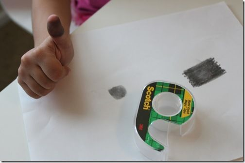 Policeman: This is a whole packet with a policeman and dog, a list of what they do, stop lights to cover, stop and go signs, and a fingerprinting activity, which is the one I really like. Print and go!