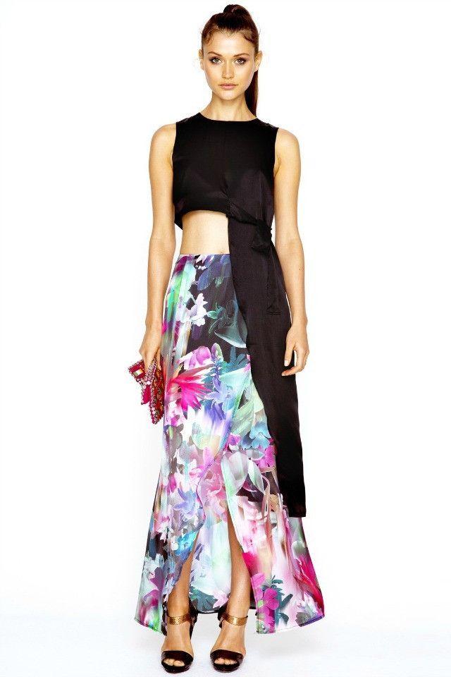 Talulah Blushing Rose Top AUD$190.00 available at www.carouselbondi...