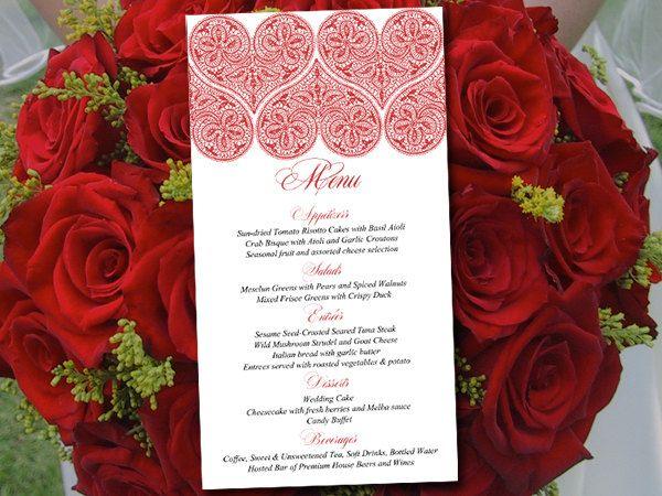 Viac ako 25 najlepších nápadov na Pintereste na tému Wedding menu - dessert menu template