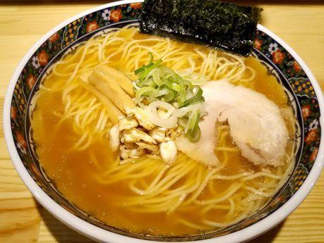 金沢に人気ラーメン店「大河ラーメン」の兄弟店「海里」 鮮魚麺を看板メニューに(写真ニュース)