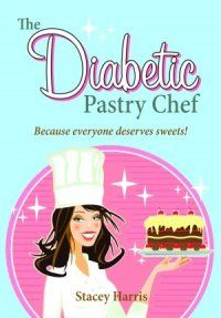 The book, The Diabetic Pastry Chef, teaches diabetics how to bake diabetic-friendly desserts, that actually taste good!