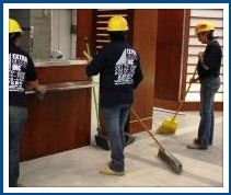 Extra Clean Construction Cleaning & Post Construction Clean Up Services