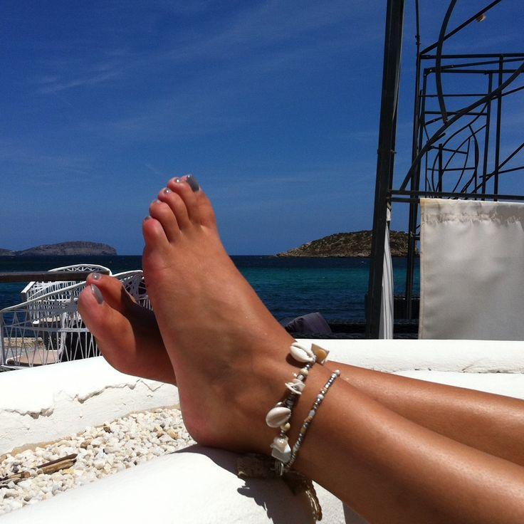 Ibiza enkelbandje ✨