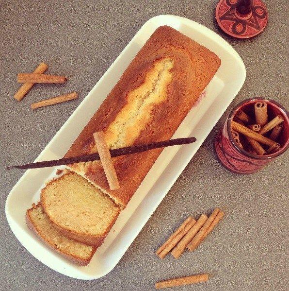 Qui a dit que le cake au yaourt n'avait pas de goût ? On vous prouve le contraire avec cette recette de Cake vanille/cannelle/muscade => http://ow.ly/OCTz0