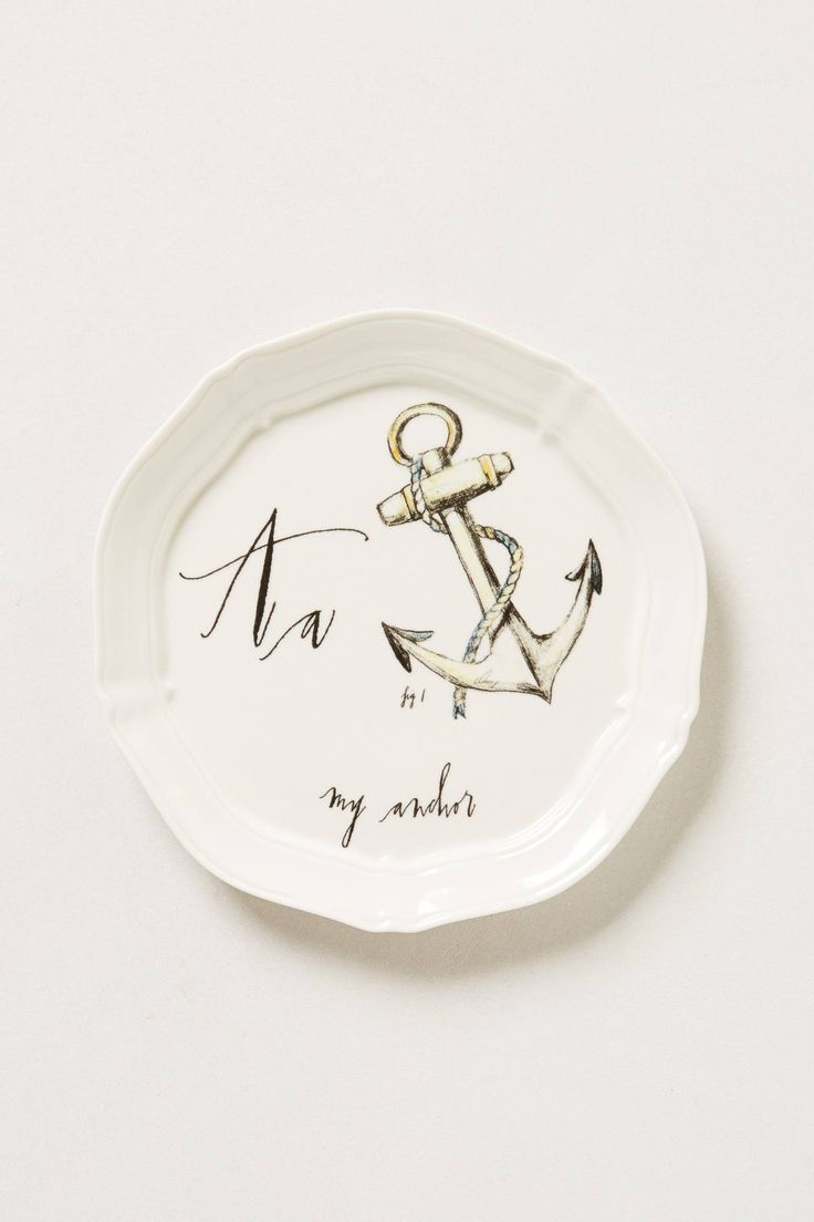 17 best images about dinnerware accessories on pinterest for Calligrapher canape plate anthropologie