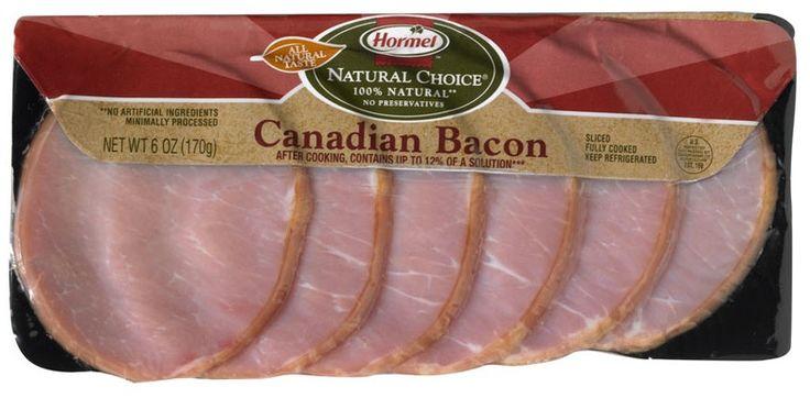 Bacon Canadense