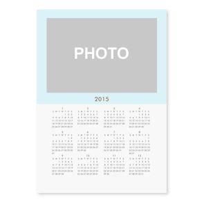Marco de foto Calendario 0005 - Tipo de marco de fotos - 2015 - Calendarios - Canon CREATIVE PARK