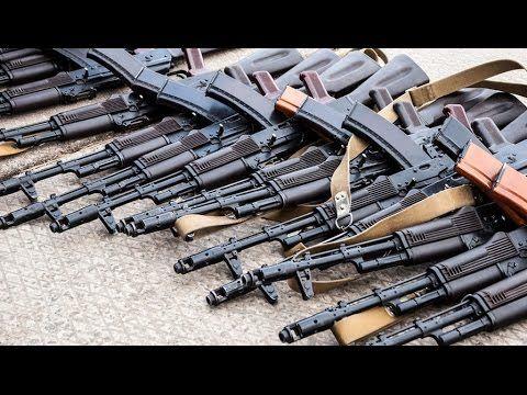 спонсорская помощь оружием боевиков ИГИЛ,Пластилиновая борьба западной к...