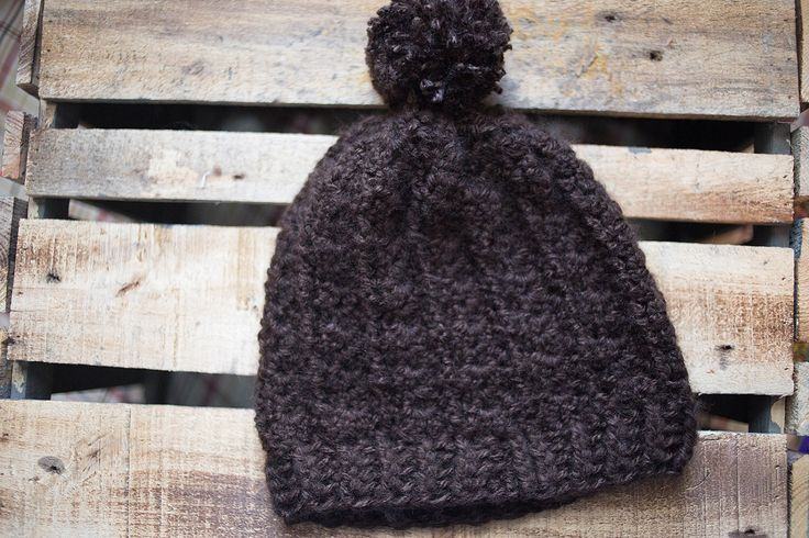A personal favorite from my Etsy shop https://www.etsy.com/listing/495419632/hannity-beanie-pattern