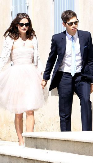 Kiera Knightley and James Righton (X17online.com)