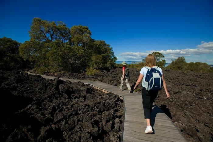 Rangitoto Volcanic Island, Auckland