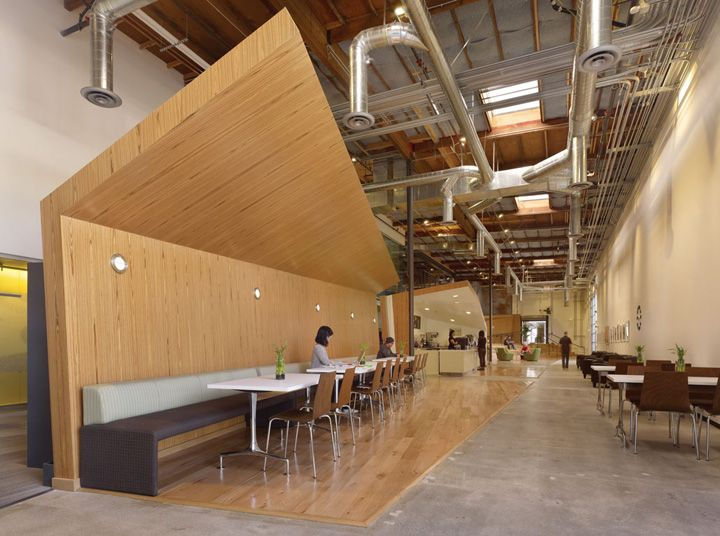 Google office by HLW, Venice – California » Retail Design Blog