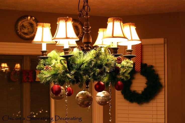 qvc battery operated candle chandelier | DECORATING CHANDELIER FOR CHRISTMAS | Chandelier Online