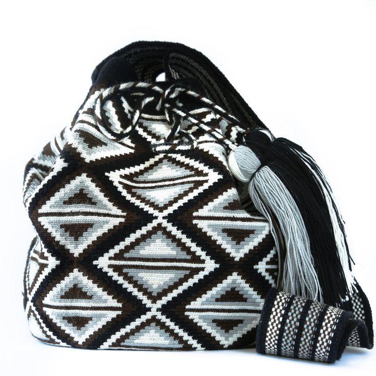 Hermosa Wayuu Mochila Bag | WAYUU TRIBE – WAYUU BAGS | Free Shipping - USA | Global