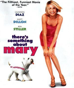 1998 There's something about mary...not one of my favourite movies but was very popular at the time