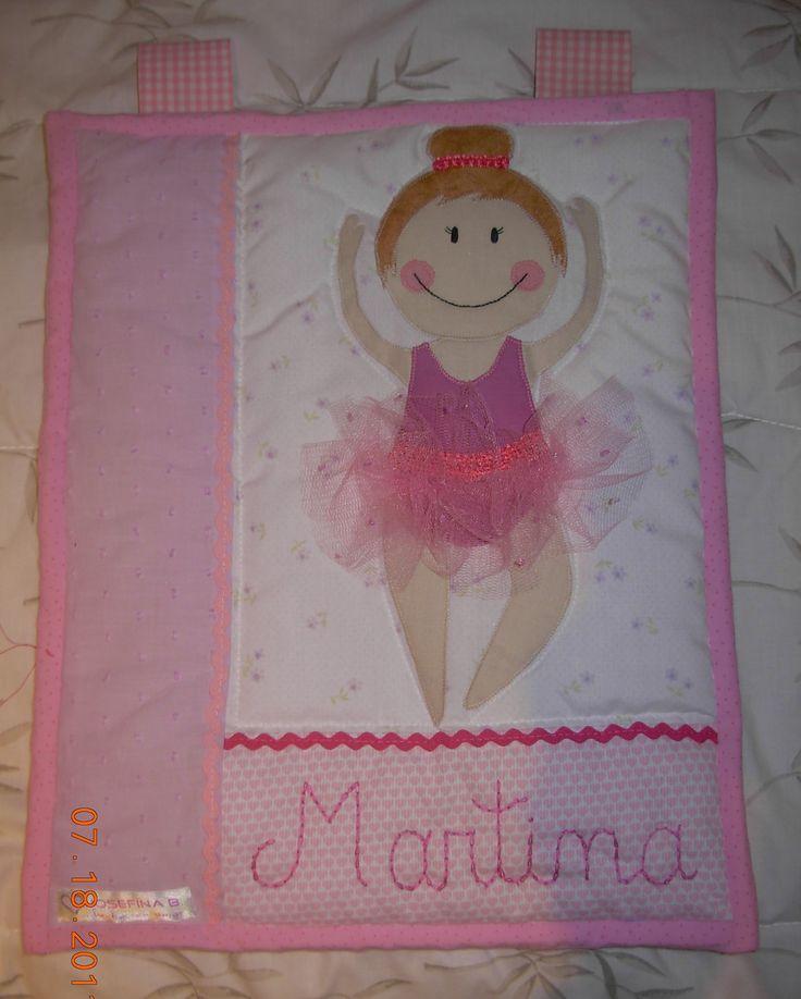 tapiz bailarina