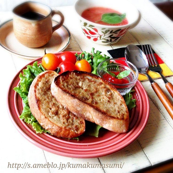 ダイエット中の朝ごはんにヘルシーなバゲットアレンジ5選