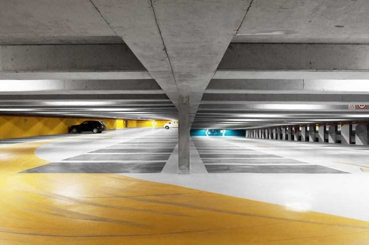 Şışhane Park / SANALarc Underground Parking Lot
