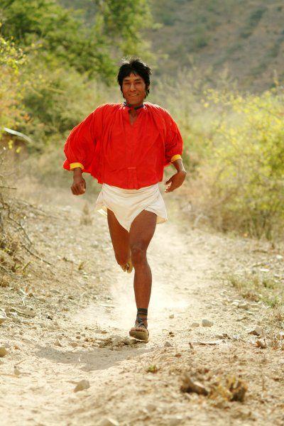 Raramuri - ultra-athletes